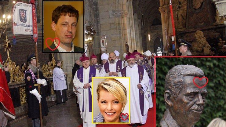 Gross nebude mít státní pohřeb jako Havel! Rozloučení ale proběhne před Bohem a zaslouženě na posvátném místě!