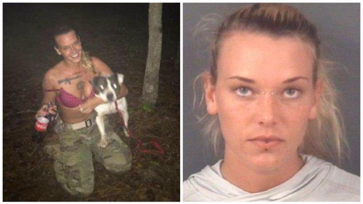 Veteránka z války dostala psa, aby se vyrovnala se svými traumaty: To, co s ním udělala, všechny šokovalo!