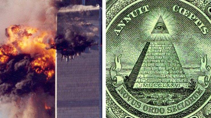 Dvojčata vyhodila do vzduchu americká vláda! Tohle jsou 3 šílené konspirační teorie k útoku 11. září
