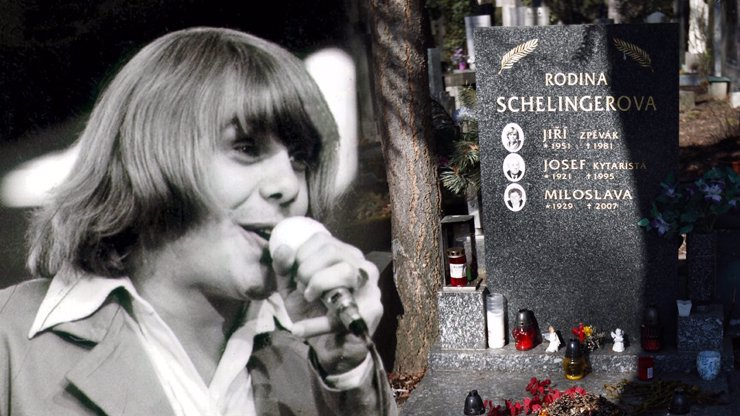 Jiří Schelinger zemřel před 40 lety: Jeho smrt dodnes obestírá temné tajemství