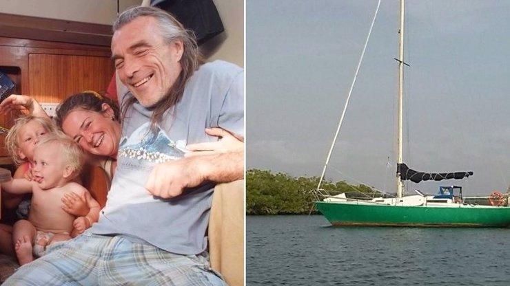 Zmizeli v Karibiku! Petr a jeho dva synové jsou pohřešovaní už více než 60 dnů