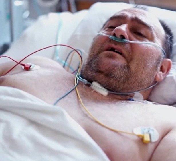 Taxikář, který byl v kritickém stavu, promluvil: Díky vám jsem naživu, vzkazuje zdravotníkům