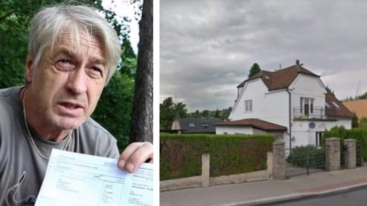Konec teroru: Vdovec po Ivetě Bartošové vyklidil vilu exmanželky. Policie je ale zase na nohou!