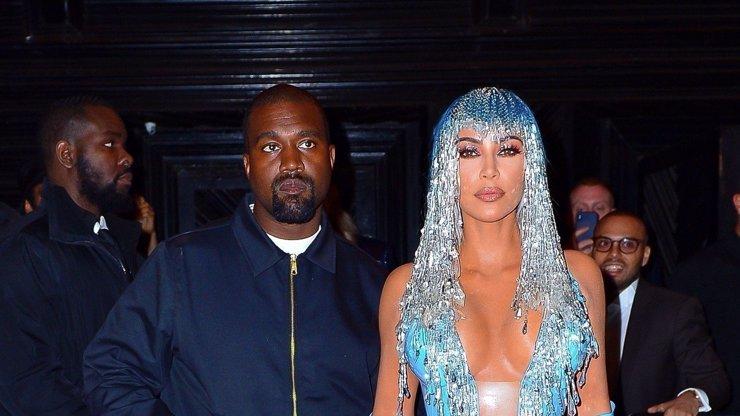 Rozvod roku: Pohádkově bohatí Kardashian a West řeší obří majetek a čtyři děti