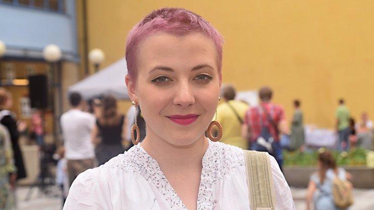Nadšená Anička Slováčková: Na výletě se zakoukala do mečícího štěstí