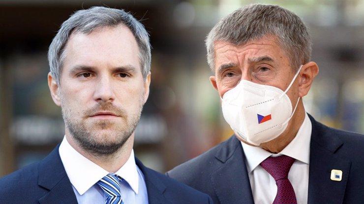 Lháři! Manipulátore! Premiér Babiš a primátor Prahy Hřib se do sebe opřeli na Twitteru