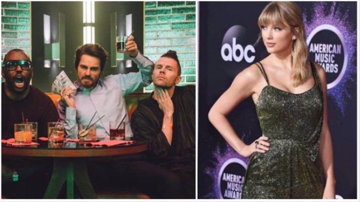 Dvojité překvapení Taylor Swift: Je režisérkou a stala se mužem, The Man láme rekordy