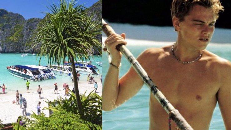 Slavný film Pláž málem potopil DiCapriovu slibně rozjetou kariéru. Byl za něj nominován na Zlatou malinu