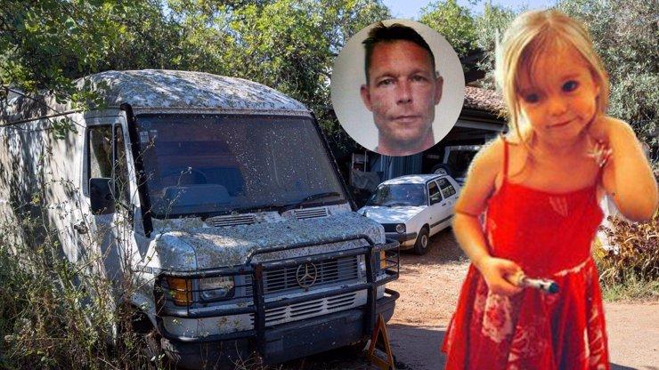 Pedofil Christian B. se před zmizením Maddie chlubil svým karavanem: Můžu v něm vozit děti a nikdo je nenajde