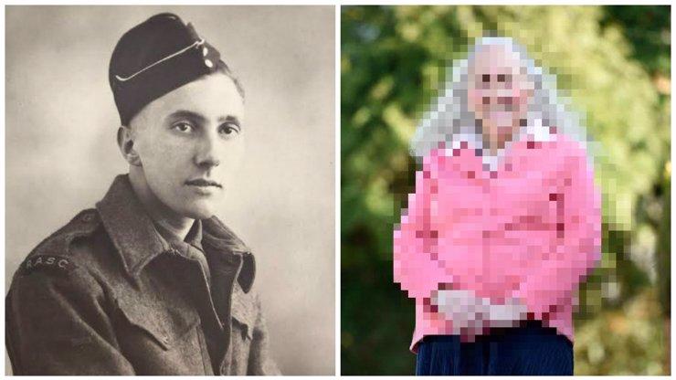 Pradědeček se stal prababičkou. Muž se v 90 letech mění v ženu!
