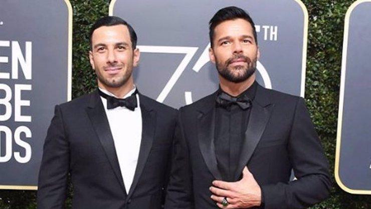 Ricky Martin svoji orientaci léta tajil, teď do toho praštil: Vzal si zajíčka ze Sýrie!