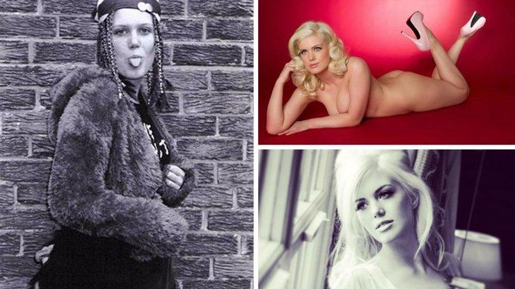 10 sexy fotek krásky Frankii Wilde: Ve škole ji šikanovali, teď je modelka a bývalí tyrani ji chtějí dostat do postele