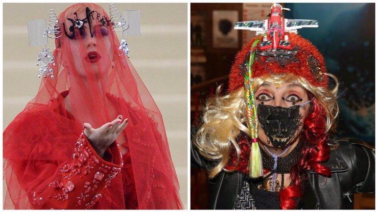 Konečně někdo překonal UFO Kratochvílou: Neuvěříte, jak na červeném koberci vypadala Katy Perry!