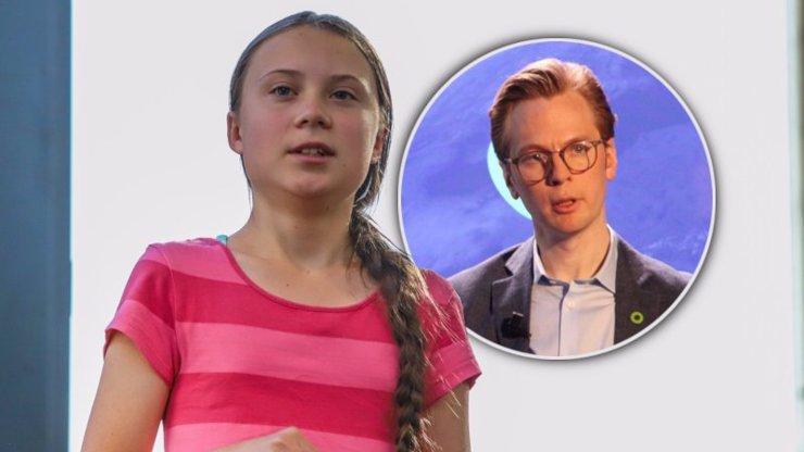 Zneužili 16letou Gretu Thunberg: Švédský podnikatel na jejím jméně vydělal miliony