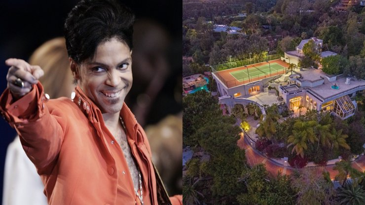 Luxusní sídlo, kde žil legendární Prince, je na prodej: Ocenili jej na 30 milionů dolarů