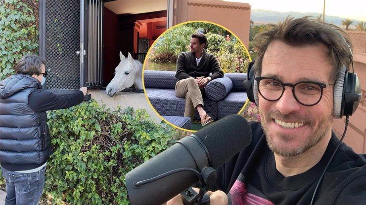 Leoš a Monika Marešovi po stopách Sexu ve městě a o návštěvě luxusní stáje: Koně bydlí lépe než my