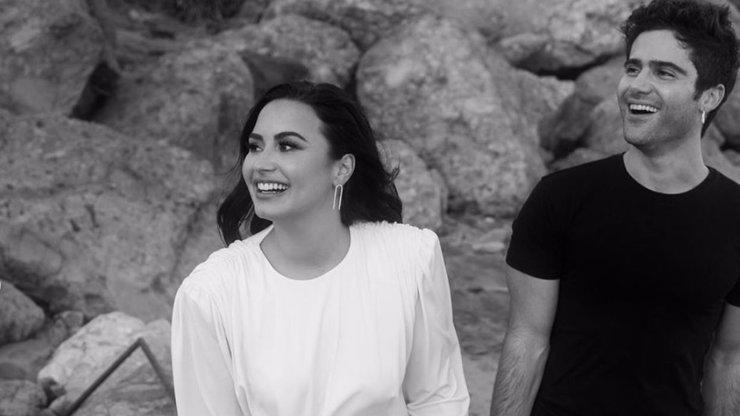Demi Lovato zrušila zásnuby: Prstýnek pohlednému Maxovi vrátila po dvou měsících