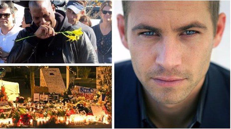 Smrt herce Paula Walkera je ránou pro jeho fanoušky: Takto pro něj truchlí tisíce lidí v Americe