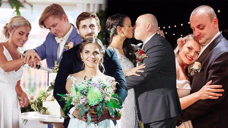 Svatba na první pohled míří do finále: Radkovi a Natálce chtějí diváci dát pěstí, jiným přejí štěstí