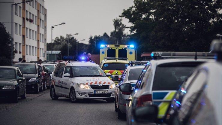V přerovském bytě našli mrtvé tříleté dítě: Podle policie ho někdo zavraždil