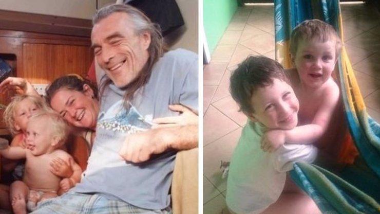 Obrovská vlna nadšení: Pátrání po Petrovi a dětech má šťastný konec