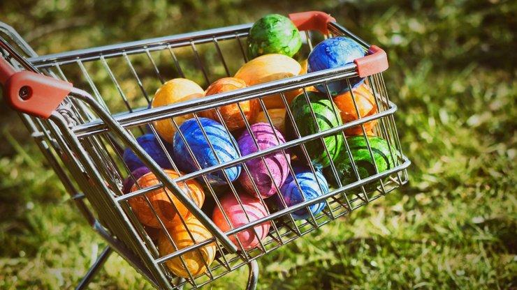 Otevírací doba o Velikonocích: Na Velký pátek a Velikonoční pondělí máme smůlu