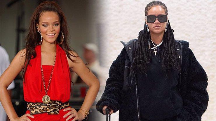 Místo do krásy roste Rihanna do šířky: Z barbadoské divy se stává mohutná paní