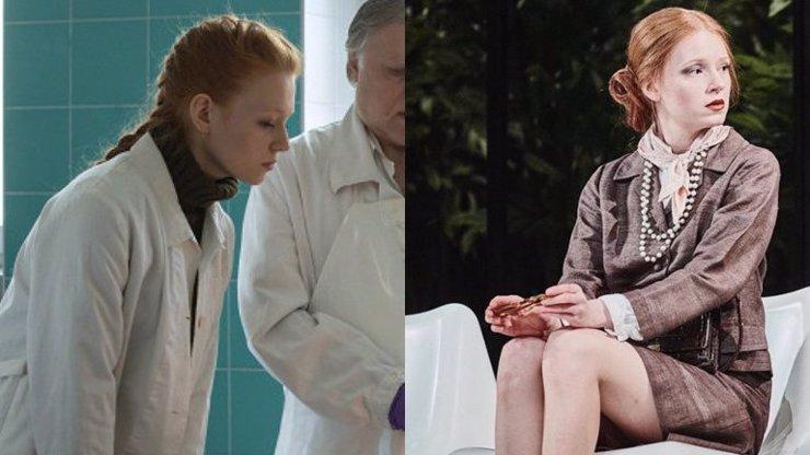 Kdo je zrzavá kráska z Rapla? S Kamilou Trnkovou je rozhodně na co koukat!