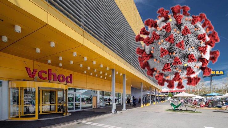 Koronavirus na Černém Mostě: 7 zaměstnanců z IKEA je nakaženo, další jsou v karanténě