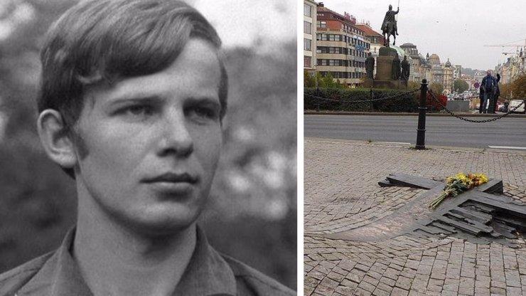 Vzpomínka na hrdinu: Česko si připomíná 49 let od upálení Jana Zajíce