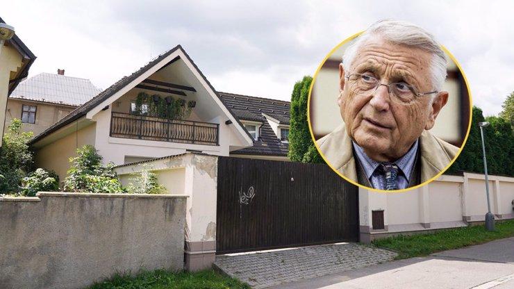 Jiří Menzel nechal Olze milionové dědictví: Co jí teď patří?