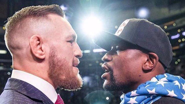Nejpovedenější promo v historii bojových sportů! Duo Mayweather a McGregor nešetří ani penězi ani nadávkami