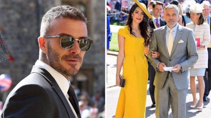 Outfit za čtvrt milionu! Clooney a jeho Amal si svatbu užili. Kdo další na sobě rozhodně nešetřil?