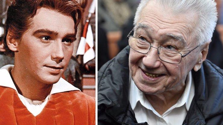 Radovan z Princezny se zlatou hvězdou: Josef Zíma (87) zbyl z pohádky téměř sám