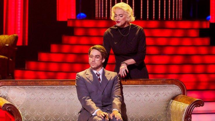 Robert Urban ve Tváři předvedl dokonalou Marilyn Monroe: Blonďatá kráska v jeho podání znovu ožila