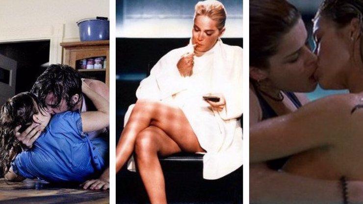 Žhavější než porno: Tohle je 7 nejpovedenějších sexuálních filmových scén!
