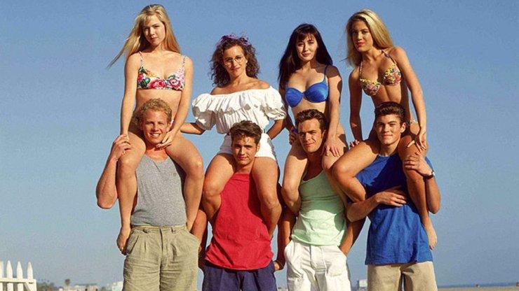 Beverly Hills 902 10 slaví 30 let: Kdo z oblíbených herců už není mezi námi