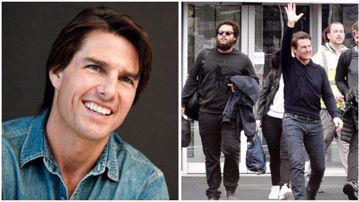 Z Toma Cruise je důchodce, z jeho syna tlouštík: Hoši stárnou a přitom ztrácí šarm