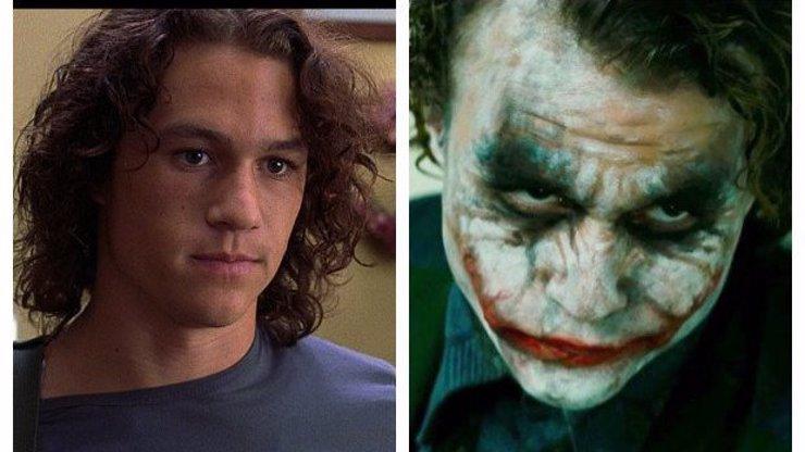 Léky na spaní a antidepresiva: Heath Ledger hrál své role s radostí, Joker ho stál život