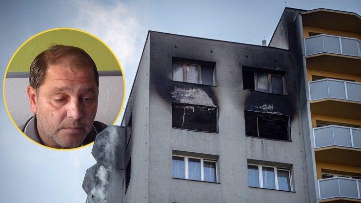 Srdcervoucí zpověď Miroslava z Bohumína: Sestra se do poslední chvíle snažila zachránit děti