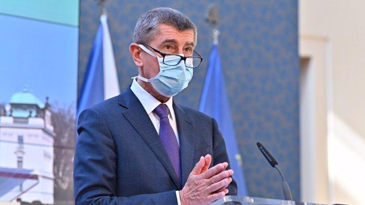 Andrej Babiš: Koronavirus rozdělil naši společnost, pravda je někde uprostřed