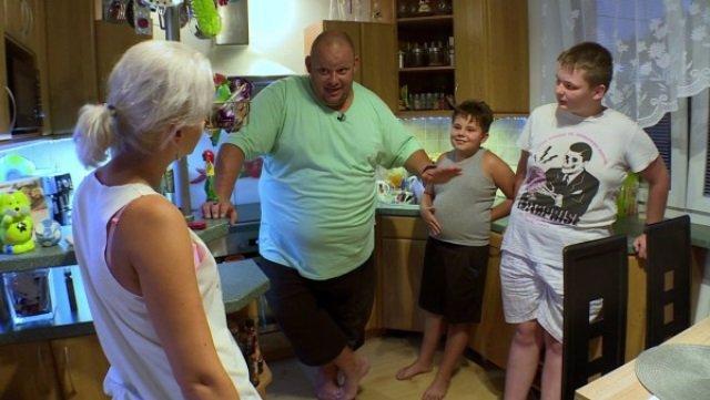 Zabíjí je jídlem! Těžce vykrmené děti z Výměny manželek šokovaly Česko