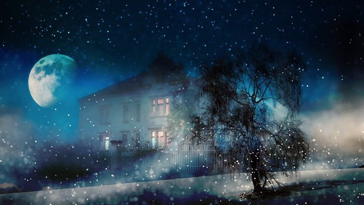 Výjimečně magická noc je tu: Přichází zatmění Měsíce při vlčím úplňku v Raku