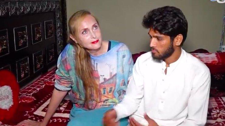 Češku (65) vdanou za mladého Pákistánce čekalo kruté vystřízlivění. Má strach, už dva dny nejedla