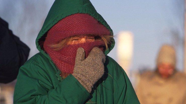 Nejchladnější víkend letošní zimy? Při těchto teplotách vám zamrznou teploměry