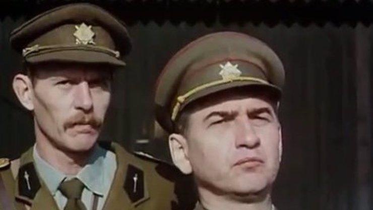 Zajímavosti o filmu Černí baroni: Kým se nechal inspirovat Miroslav Donutil pro roli poručíka Troníka?