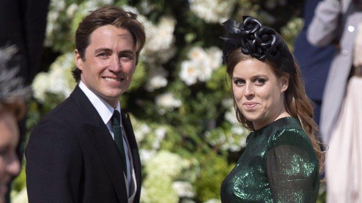 Další dítě do královské rodiny! Princezna Beatrice čeká prvního potomka