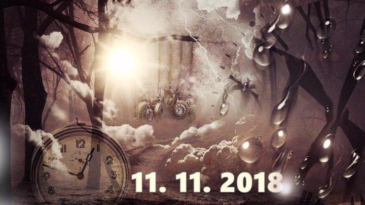 Co přinese magické datum 11. listopadu? Představuje TEMNOU HROZBU. Ego bude nabývat na síle