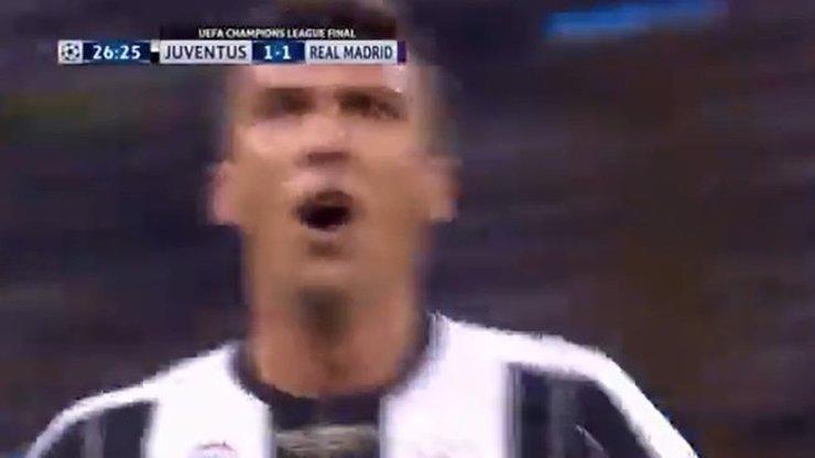 Real Madrid ovládl Ligu mistrů! Gólovou parádu ale předvedl turínský Mario Mandžukič! To musíte vidět!