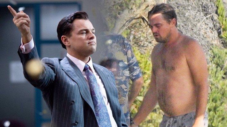 Leonardo DiCaprio děsivě sešel: Z někdejšího krasavce je strýc s pivním mozolem